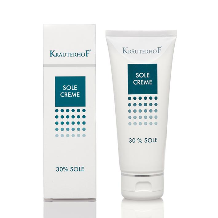 Kräuterhof Solecreme mit 30% Sole 100 ml