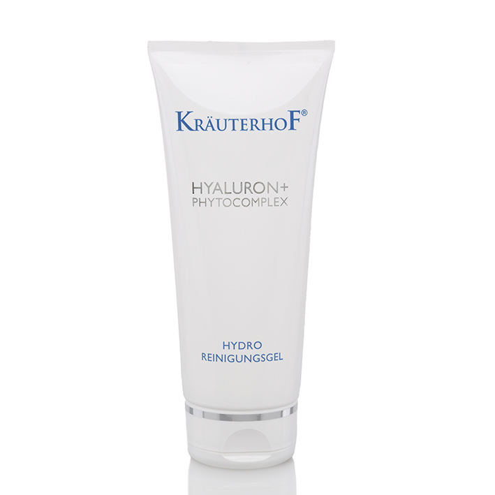 Kräuterhof Hyaluron+Phytokomplex Reinigungsgel 200 ml