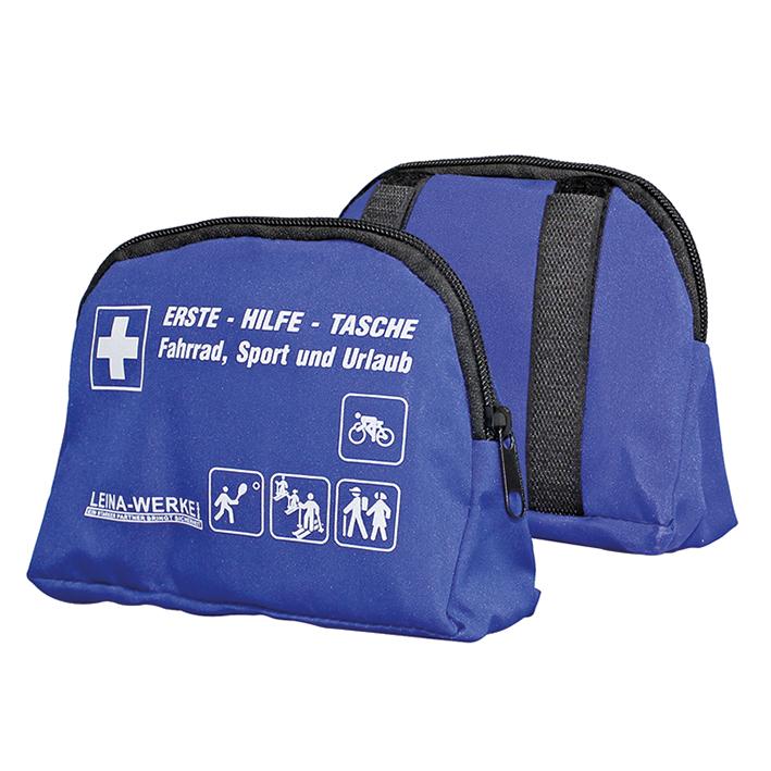 Erste-Hilfe-Tasche Freizeit, blau