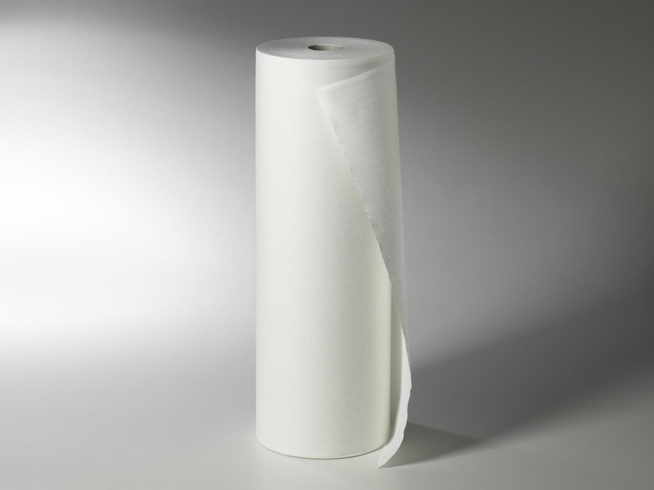 Fripa-Ärztekrepp nova-line, 1-lagig 55 cm x 100 m (9 Rl.), hochweiß