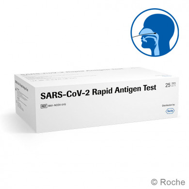 SARS-CoV-2 Rapid Antigen Test zur professionellen Anwendung (25 T.)