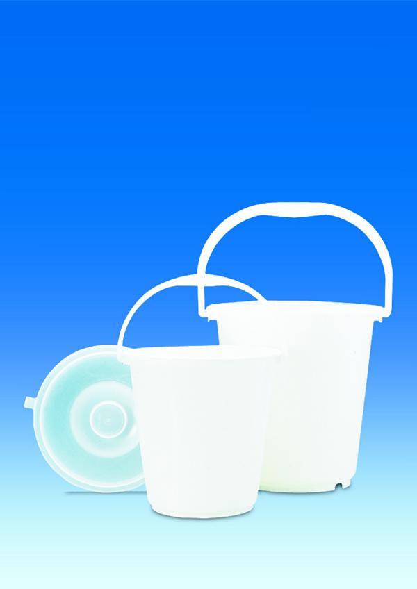 Deckel trasparent, PE-LD, für 5 Liter Eimer 96093