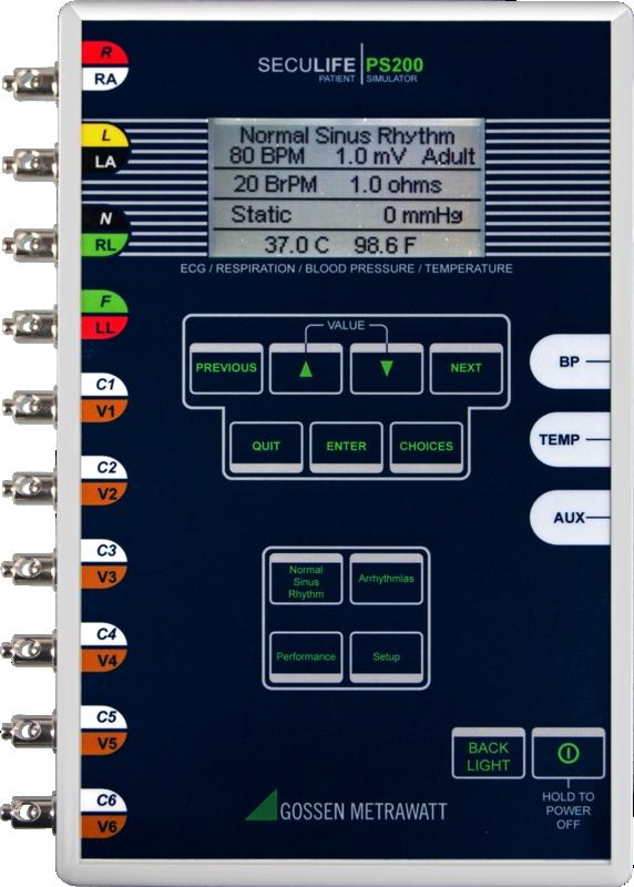 Seculife PS200 Multi-Patienten-Simulator