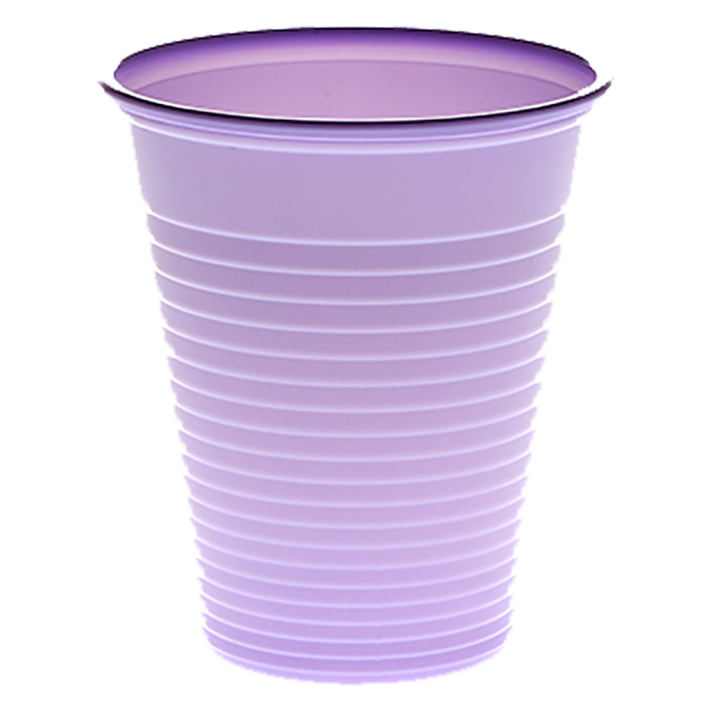 Universalbecher 180 ml, lila / flieder, (100 Stk.)