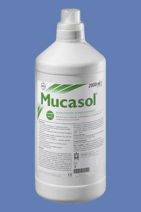 mucasol 2 Ltr. (2,8 kg), Universalreiniger