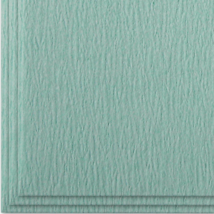 Sterilisierpapier Premier 40 x 40 cm, gekreppt grün (500 Stck.)