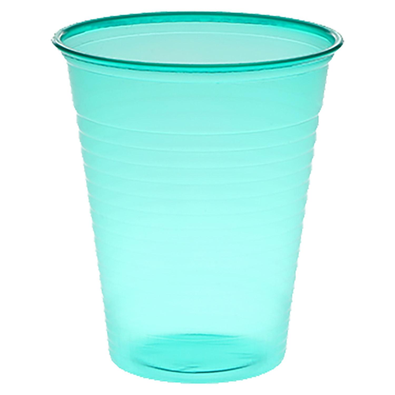 Universalbecher 180 ml, grün opak, (100 Stk.)
