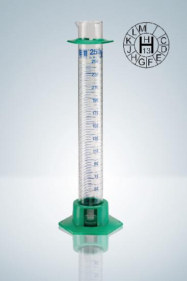Messzylinder DURAN Kl. B, niedere Form, 50 ml (2 Stck.)